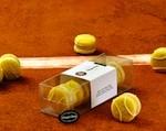 Balles de tennis glace Haagen Dazs
