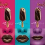 Les 5 Magnum Kiss