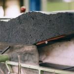 Production de graphite
