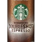 Le mélange de deux shots d'espresso adouci par du lait sucré
