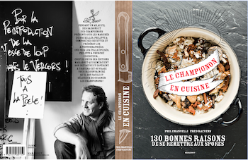 L 39 evasion des sens livre le champignon en cuisine - Cuisiner les coulemelles ...