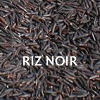 Prisé par les empereurs chinois, le riz noir joue dans la cour des grandes tables de restaurateurs
