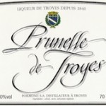 etiquete prunelle