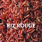 """Dans la famille des riz colorés, le riz rouge est """"rare"""""""