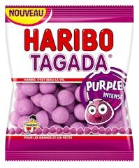 Tagada Purple ou la dernière trouvaille d'Haribo