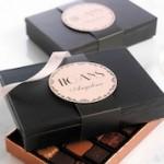 La boîte de chocolats des 110 ans