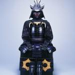 Armure de Maeda Toshimasa ( XVI ème siècle)