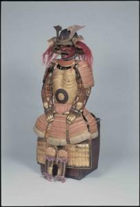 Armure de Murai Nagayori ( XVI ème siècle)