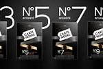 4 intensités de capsules chez Carte Noire