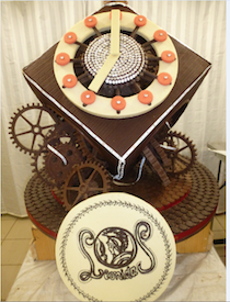 La magie de Leonidas : créer des sculptures monumentales en chocolat