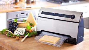 Le FoodSaver pour conserver du fromage