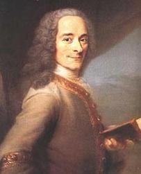 Voltaire à 41 ans par Quentin de La Tour