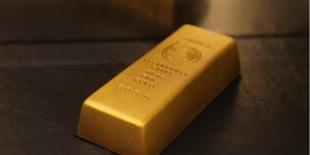 Gateau lingot d'or