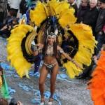 Et des danseuses comme à Rio