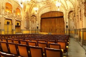 Le petit théâtre italien de Contréxeville