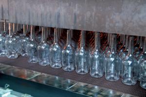 L'arche de recuisson des bouteilles