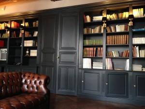 Une bibliothèque éclectique