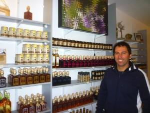 Le créateur du vinaigrier et quelques autres produits comme les moutardes