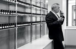 François Demachy, le nez de Dior