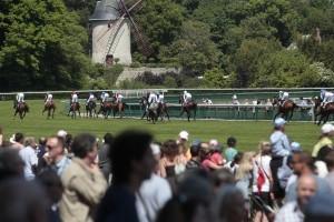 Le moulin de Longchamp