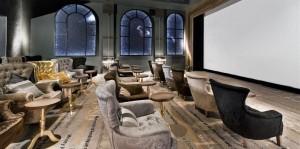 La salle de cinéma privatisable du Majestic  Barrière