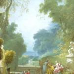 Le jeu de la main chaude de Fragonard (Washington)