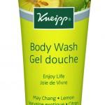 La force du citron, le calme de la verveine pour Kneipp