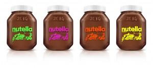 Les collectors 2014 de Nutella