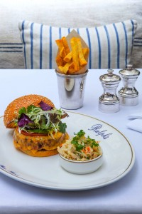 Le veggie burger de Ralph Lauren