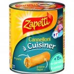 Les dernières pâtes en conserve Zapetti