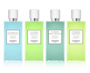 La somptueuse collection du bain d'Hermès