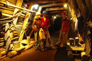 En visite dans un tunnel