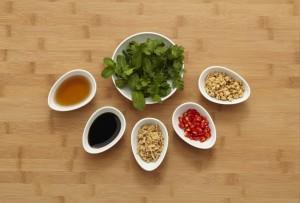 Les divers toppings à ajouter à votre bo bun ou à votre pho