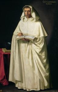 Zurbaran est surtout connu pour ses tableaux de religieux