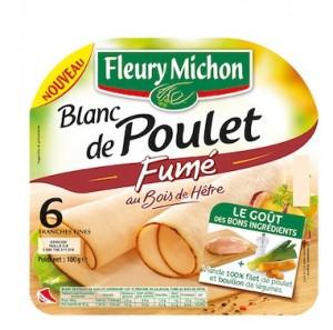 Charcuteries light de Fleury Michon