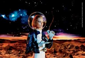 Lavazza en mission dans l'espace