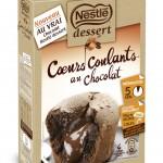 Le classique coeur coulant tout prêt avec Nestlé Dessert