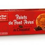 Des pépites de chocolat dans l'emblématique Traou Mad