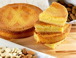 Mythique sur le gâteau basque Pariès va t'il le devenir pour la glace au gâteau basque ?
