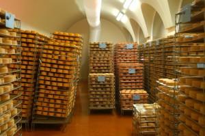 Le trésor de la fromagerie : les caves d'affinage
