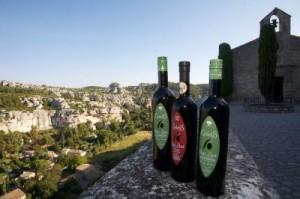 Les huiles du Moulin Castelas