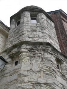 La tour du XVI ème siècle