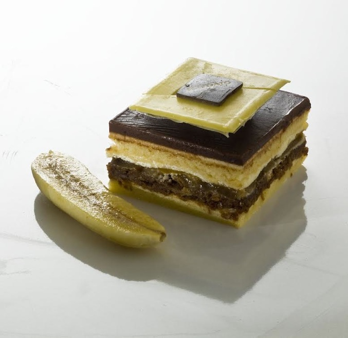 Une touche de banane pour un autre Opéra