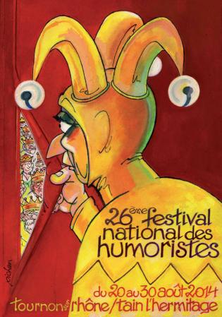L'affiche de l'édition 2014