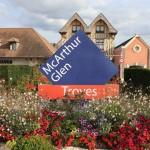 Le centre Mc Arthur Glen