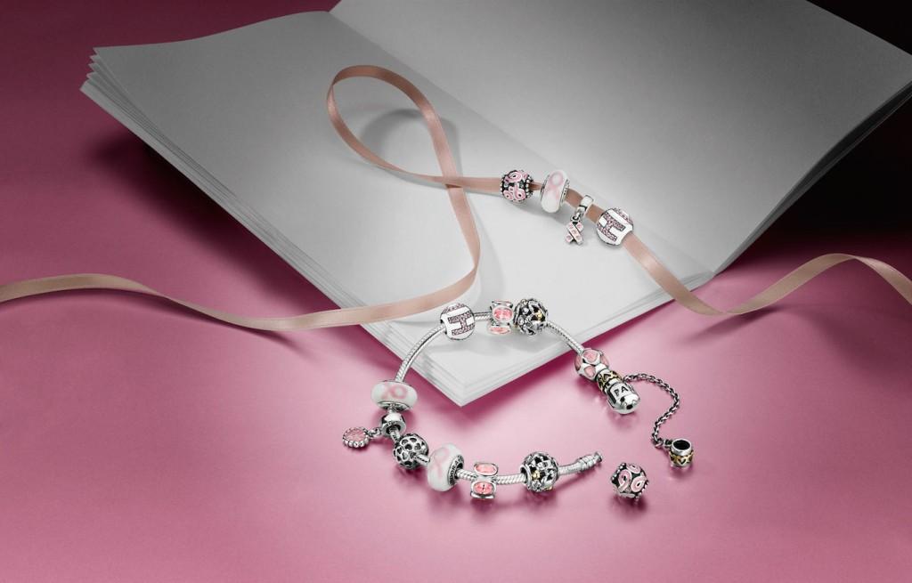 le bracelet à charms