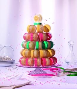 Comme un gâteau d'anniversaire pour les 3 boîtes Nuxe des 20 ans de Rêve de Miel