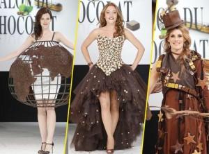Chaque année apporte son lot de créativité en matière de mode cacaotée