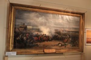 Le combat de Laubressel en 1814