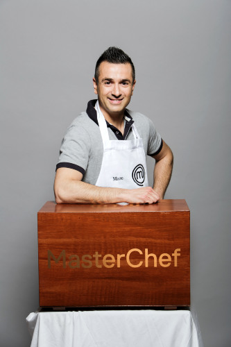 Marc Boissieux, le gagnant de MasterChef préparera le dîner cette année